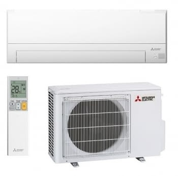 Aire Acondicionado Mitsubishi Electric MSZ-BT25VGK Split 1x1 Stock | Wifi | A+++