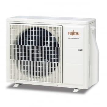 Fujitsu ASY 25 UI-KP Aire Acondicionado Split con Bomba de Calor | 2500 Frigorías y 2.800 Calorías | Gas R32 | A++ - 2