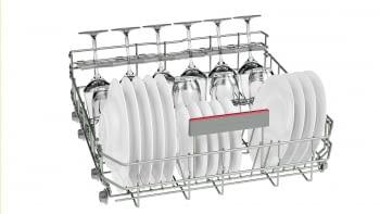 Bosch SBV46NX03E Lavavajillas Integrable de 60 cm | 14 servicios | EcoSilence | A++ - 2