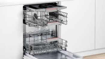 Bosch SBV46NX03E Lavavajillas Integrable de 60 cm | 14 servicios | EcoSilence | A++ - 8