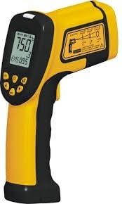 Termómetro Láser Certificado G0244 de -50ºC hasta +750ºC