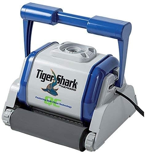 Robot Limpiafondos Hayward Tiger Shark QC Electrónico Muy Baja Tensión -