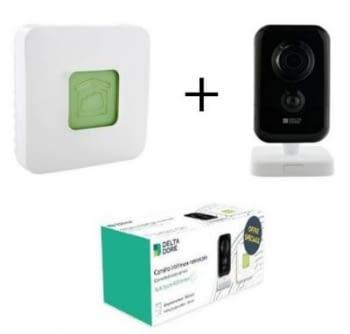 Delta Dore Pack Tycam 1100 Indoor Cámara Seguridad Interior Wifi - 2