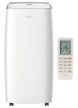 Daitsu APD-12HX Aire Acondicionado Portátil Premium Frío+Calor | WIFI | A+ | 3NDA0099 | Salida Vertical | Stock