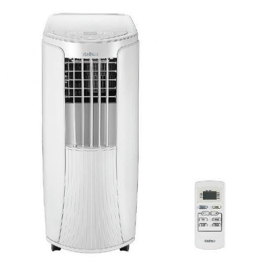 Daitsu APD-12HK Aire Acondicionado Premium Portátil WIFI Frío+Calor A+ Ref. 3NDA0088 -