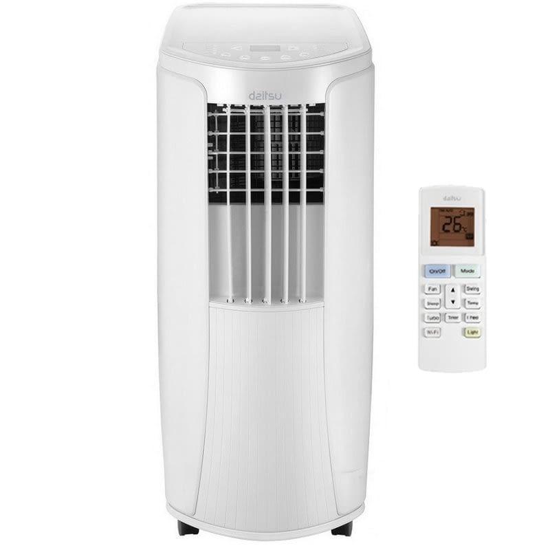 Aire Acondicionado Portátil Daitsu APD-12X 3NDA03007 | Sólo Frío | Clase A | Stock -