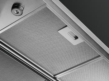 Campana de techo AEG DCK5281HG Blanca A+ de 120 cm 720 m³/h de potencia y conexión hob2Hood - 4