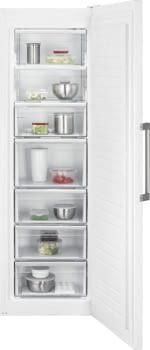 Congelador Vertical AEG AGB728E6NW de 186 cm Blanco No Frost A++ | Tirador Vertical - 2