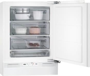 Congelador Vertical AEG ABB682F1AF Integrable|  Bajo Encimera | Zócalo | 81,5cm | A+