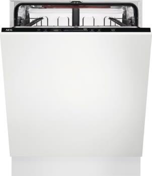 Lavavajillas AEG FSB52637P Integrable 60cm con 13 servicios de Inicio Diferido con 7  programas a 4 temperaturas A++