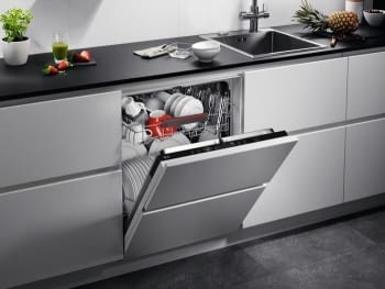 Lavavajillas  Integrable AEG FSB53617Z | 60 cm | 13 servicios | Motor Inverter | Inicio Diferido | Clase D - 2