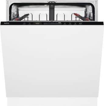 Lavavajillas AEG FSE63307P Integrable de 55 cm con capacidad de 12 servicios y eficiencia A+++