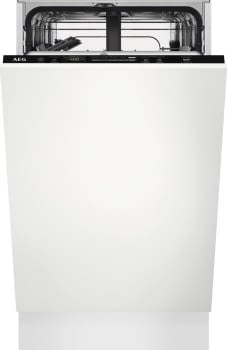 Lavavajillas AEG FSE62417P Integrable de 45 cm con capacidad de 9 servicios y eficiencia A++