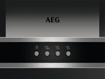 Campana decorativa AEG DBB3951M inoxidable de 90 cm 600 m³/h Clase C - 3