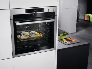 Horno AEG BSE999330M Inoxidable antihuellas | Cocción y limpieza a Vapor | Cámara interior  | 260 programas automáticos | Wifi | Clase A++ - 2
