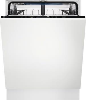 Lavavajillas Electrolux EES47311L Integrable de 60 cm con 13 servicios, Motor Inverter, AirDry, QuickSelect, Clase A+++
