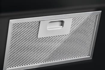 Campana Decorativa Inclinada 90cm Electrolux LFV619K  Negro   Jolly   Encendido Automático Placa-Campana   700m3   Clase A - 8