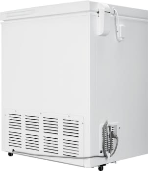 Arcón Congelador Zanussi ZCAN38FW1 Blanco de 130 cm con 371 L Motor Inverter Clase A+ - 3