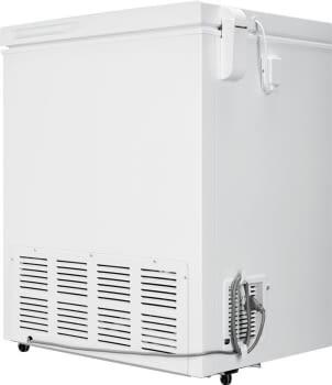 Arcón Congelador Zanussi ZCAN38FW1 Blanco de 130 cm con 371 L Motor Inverter Clase F - 3