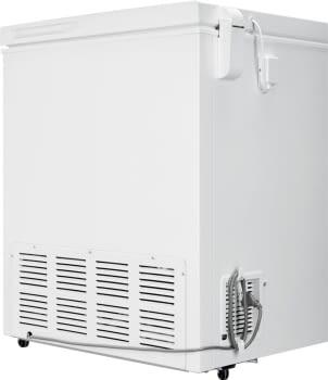 Arcón Congelador Zanussi ZCAN26FW1 Blanco de 96 cm con 254 L Motor Inverter Clase A+ - 7