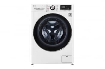 LavaSecadora LG F4DV910H2 Libre Blanca de 10.5 kg en lavado y 7 kg en secado, a 1400 rpm con Vapor WiFi Clase A