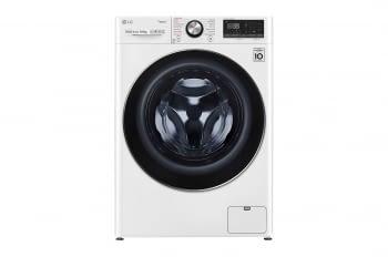 LavaSecadora LG F4DV909H2 Libre Blanca de 9 kg en lavado y 6 kg en secado, a 1370 rpm con Vapor, WiFi y Clase A