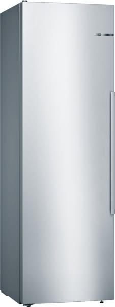 Frigorífico 1P Bosch KSV36AIDP Cíclico Libre en Acero Antihuellas de 186 x 60 cm 346 L VitaFresh Plus Clase A+++ -