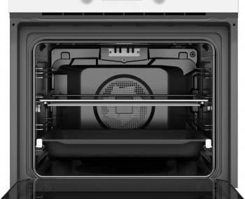 Horno Teka HLB 8400 de 60 cm en Cristal Blanco A+ con 9 funciones de cocción a 5 alturas - 6