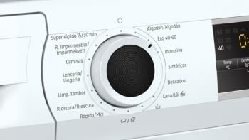 Lavadora de Carga Frontal Balay 3TS884B   8kg a 1400 rpm   Motor ExtraSilencioso   AquaControl   Pausa+Carga   Clase A+++ -30% - 4