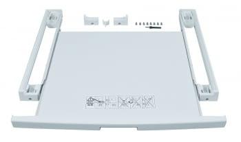 Kit de unión con mesa extraible para secadoras: 3SB198BP, 3SB988BA, 3SB978B, 3SB985B, 3SC385B, 3SC377B