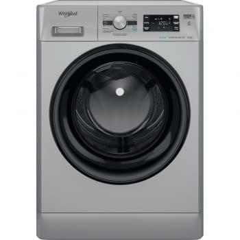 Lavadora Whirlpool FFB 8248 SBV SP Inoxidable de 8Kg a 1200 rpm | 6th Sense | Clase A+++ -30%