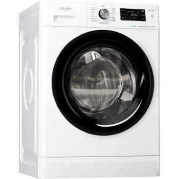 Lavadora Whirlpool FFB 8448 BV SP Blanca de 8Kg a 1400 rpm | 6th Sense | Clase A+++ -30%