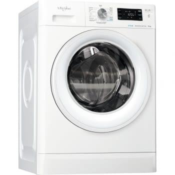 Lavadora Whirlpool FFB 8248 WV SP Blanca de 8Kg a 1200 rpm | 6th Sense | Clase A+++ -30%