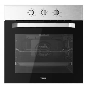 Horno Teka HCB 6525 (111020033) Inoxidable de 60 cm con 6 funciones de cocinado a 5 alturas | Limpieza Hydroclean | Clase A | STOCK