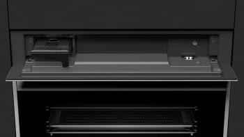 Horno Compacto Teka HLC 847 SC (40589020) Cristal Negro de 45 cm con 15 funciones de cocinado + Vapor a 5 alturas | Limpieza Hydroclean PRO | Clase A+ - 13