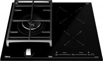 Placa Híbrida Inducción + Gas Teka JZC 63312 ABN (Ref. 112570112) de 60cm 2 Zonas Inducción 1 Quemador Gas | Control MultiSlider | PowerPlus - 8