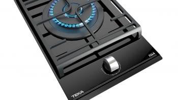 Placa de Gas Teka GZC 31330 XBN (112570002) | Modular | 30 cm | 1 Zona de Gas Natural | Función ExactFlame | Stock - 6