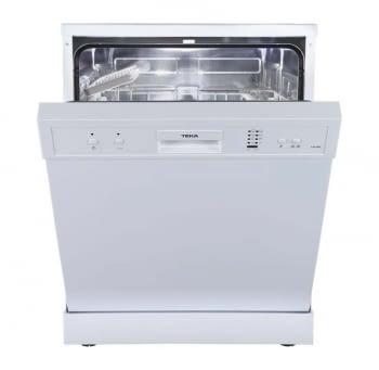 Lavavajillas Teka LP8 600 (114220000) Blanco de 60 cm para 12 cubiertos con 4 programas | Clase A+