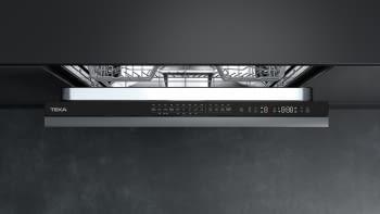 Lavavajillas Integrable Teka DFI 76950 60cm | Ref 114260004 | 15 cubiertos | 9 programas | Tercera Bandeja Cubiertos | Apertura Automática | Clase E - 4