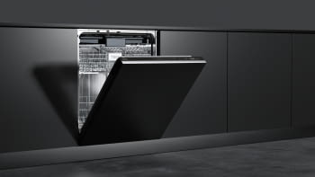 Lavavajillas Integrable Teka DFI 76950 60cm | Ref 114260004 | 15 cubiertos | 9 programas | Tercera Bandeja Cubiertos | Apertura Automática | Clase E - 6