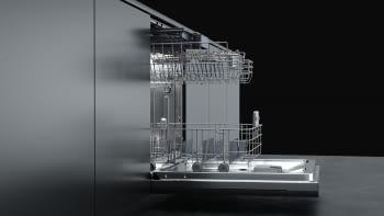 Lavavajillas Integrable Teka DFI 76950 60cm | Ref 114260004 | 15 cubiertos | 9 programas | Tercera Bandeja Cubiertos | Apertura Automática | Clase E - 9