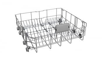 Lavavajillas Integrable Teka DFI 76950 60cm | Ref 114260004 | 15 cubiertos | 9 programas | Tercera Bandeja Cubiertos | Apertura Automática | Clase E - 11