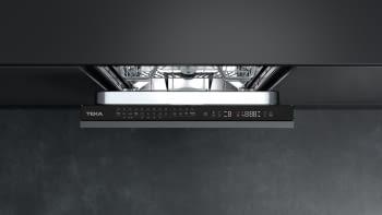 Lavavajillas Teka DFI 74950 (114300000) Integrable de 45 cm para 11 cubiertos con 9 programas a 6 temperaturas | Secado mediante apertura PremiumDry | 3ª Bandeja cubiertos | Motor Inverter Clase A+++ | STOCK - 6