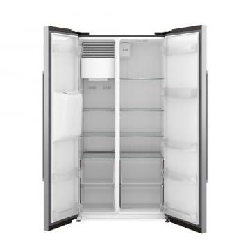 Frigorífico Side by Side Teka RLF 74920 (113430011) Inoxidable de 178.8 x 89.5 cm No Frost | Dispensador agua y hielo | Clase E - 6