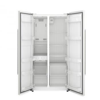 Frigorífico Side by Side Teka RLF 74910 (113430013) Blanco de 178.8 x 89.5 cm No Frost | Dispensador Interno de hielo | Clase F - 5