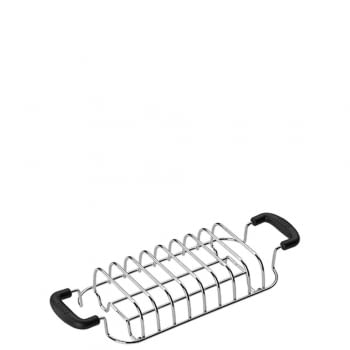 Accesorio Calentador de Pan SMEG TSBW01 Inoxidable | Compatible con: TSF01 / TSF03