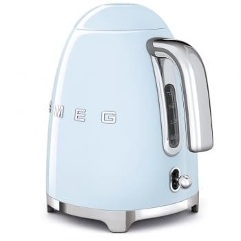 Hervidor Smeg KLF03PBEU en color Azul de 1.7 Litros | Máx 100ºC con apagado automático| STOCK - 3
