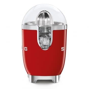 Exprimidor Smeg CJF01RDEU en color Rojo de 70 W   Sistema de presión manual - 2