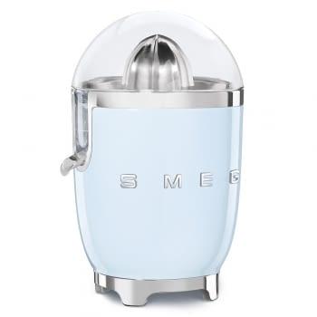 Exprimidor Smeg CJF01PBEU en color Azul de 70 W   Sistema de presión manual - 4