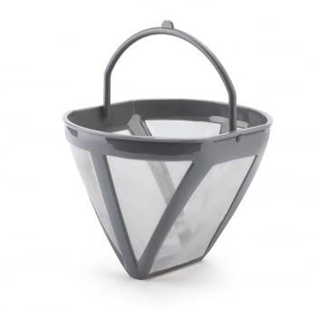 Cafetera de Goteo DCF02BLEU SMEG de 1050 W con Sistema de goteo-filtro | Display LED | Depósito: 1,4L | 3 sistemas de protección | Color: Negra - 5